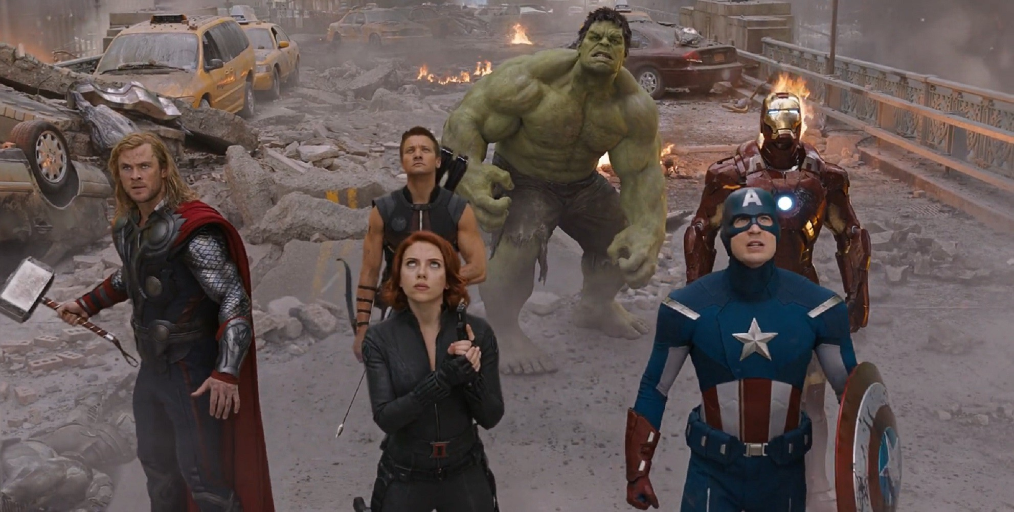 MCU Rewind: Assembling the Avengers Was An Impossible Task, But ...